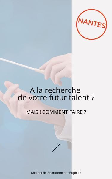 Cabinet Recrutement Nantes & Chasseur de tete Nantes