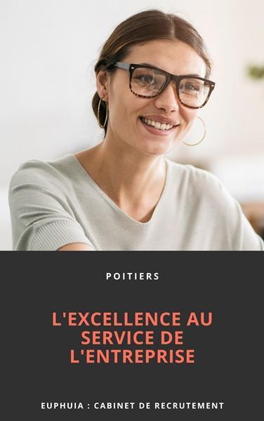 cabinet recrutement Poitiers : Chasseur de Tete Poitiers & Coaching entreprise Poitiers
