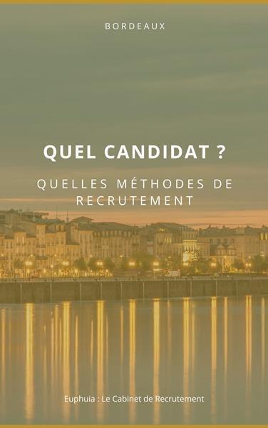 cabinet recrutement Bordeaux & Coaching entreprise Bordeaux
